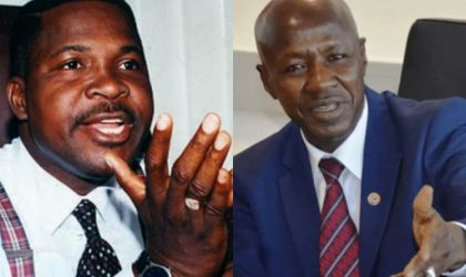 Ozekhome: Face to face with Magu at Salami Panel