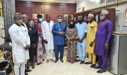 The Northern Youth Council of Nigeria (NYCN ), on Tuesday, 4th August, 2020, presented to leading Constitutional Lawyer and Human Rights Activist, Chief Mike Ozekhome, SAN, the award of GARKUWAN MATTASSAN AREWA (the shield of Northern Youth ) and PARAGON OF JUDICIAL TRANSFORMATION