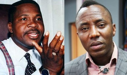 Feud: Seek Truce Through Maturity, Respect, Civil Society Groups Caution Ozekhome, Sowore